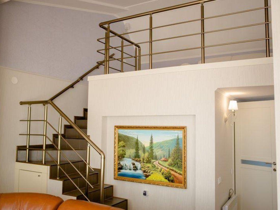 Отель Первая Линия, Номер Семейный люкс - фото 7