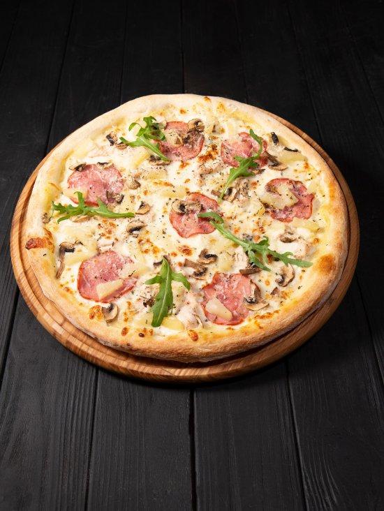 Пицца Совиньон Гавайская, фото 1