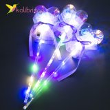 Светящиеся палочка сердечко фиолетовое оптом фото 3