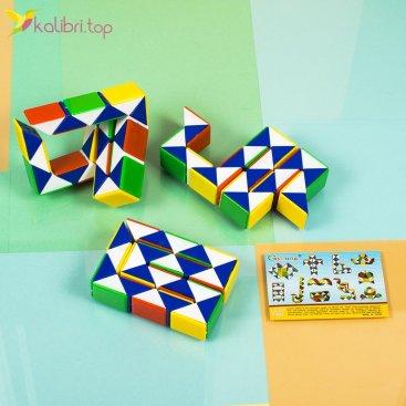 Кубик рубик, кубик рубика змейка оптом фото 1
