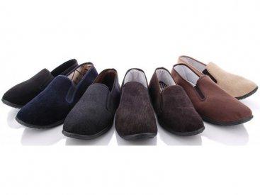 Мужские слипоны оптом 13-101 M mix, 4rest, обувь оптом