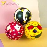 Мячики мягкие, поролоновые Лапки, оптом - фото 2