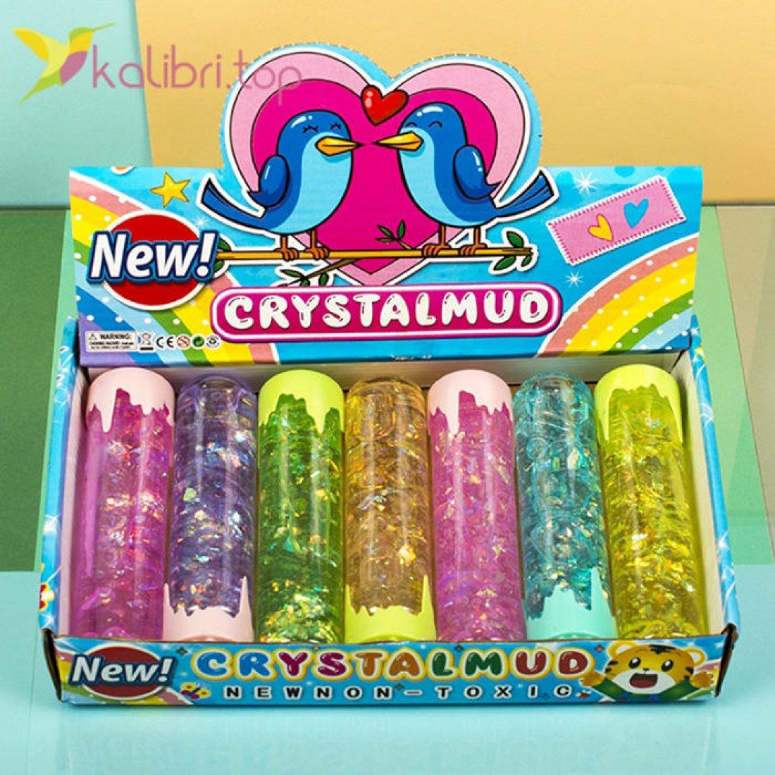 Лизун Crystal оптом фото 3