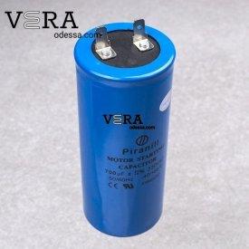 Купить конденсатор пусковой 700 МКФ /330 V оптом, фотография 1