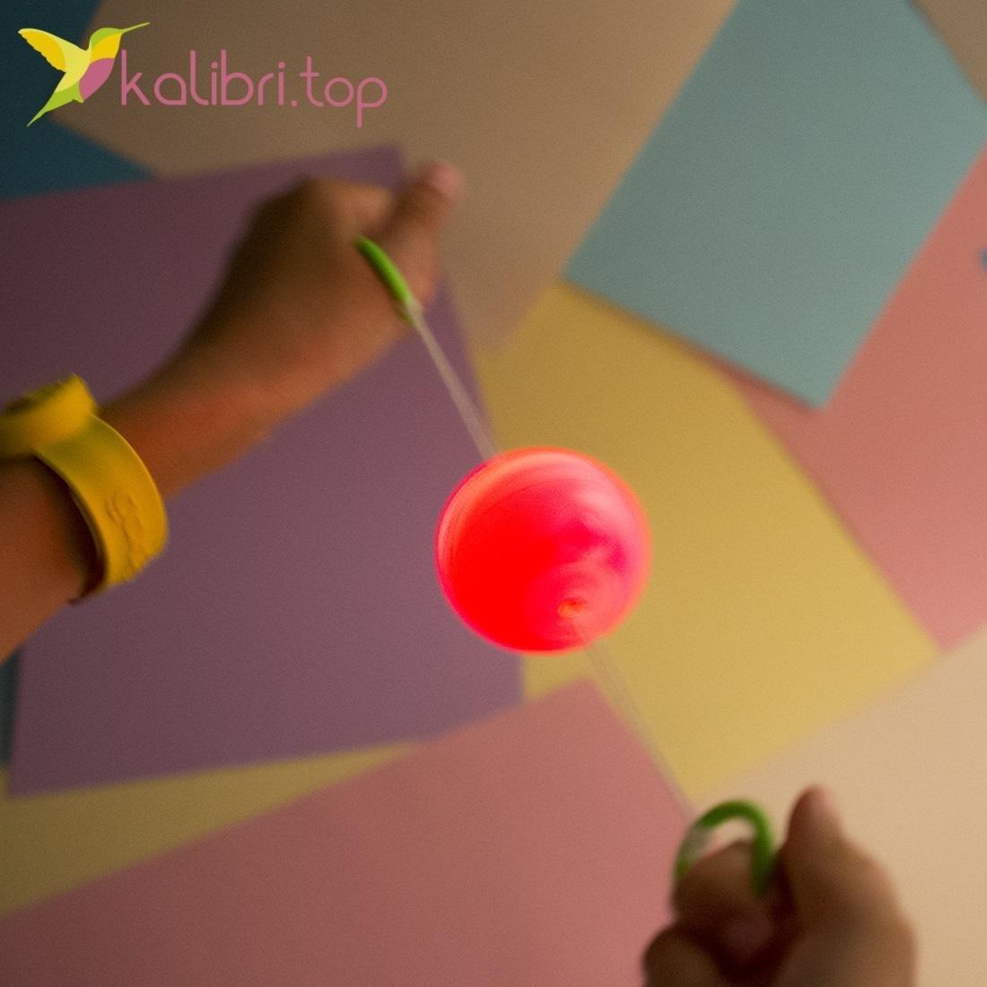 Мячи растягивающиеся Единороги, оптом - фото 2