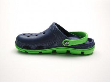 Синие кроксы оптом C28-40, 4rest, женская обувь оптом, фото 1