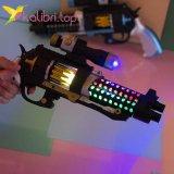 Светящийся, музыкальный пистолет Кольт оптом фото 1