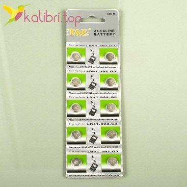 Батарейки таблетки AG3 оптом фото 1