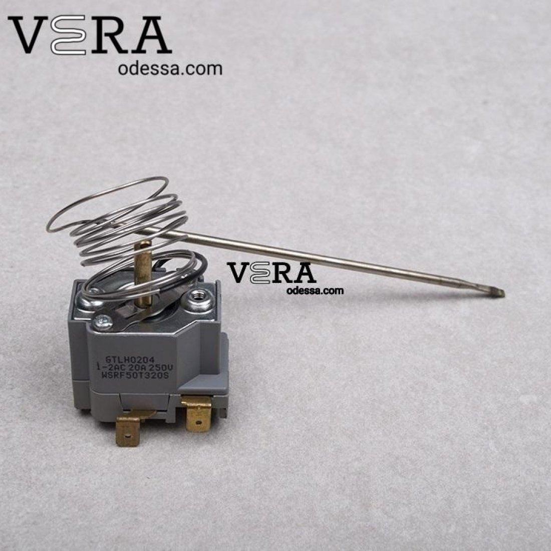 Купить механический капиллярный термостат 320°С оптом, фотография 1