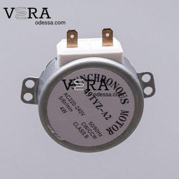 Купити мотор обертання для СВЧ 49TYZ-A2 4 W оптом, фотографія 1