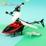 Летающая игрушка вертолет красный оптом фото 57