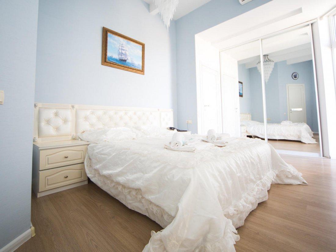 Отель Коляда, Номер MARINE - фото 4