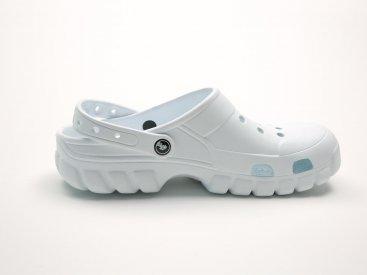 Белые кроксы оптом C08-45, 4rest, мужская обувь оптом, фото 1