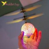 Летающий, светящийся шар Flying Ball желтый оптом фото 77
