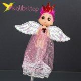 Светодиодные палочки девочки принцессы розовые оптом фото 177