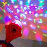 Светящиеся микрофон LED Человек Паук, оптом фото 2