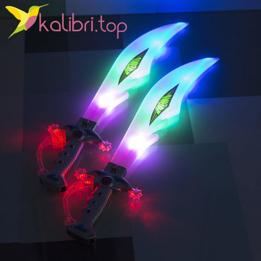 Светящийся меч Пирата оптом фото 2