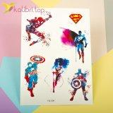 Детские, временные татуировки - Супергерои оптом фото 1
