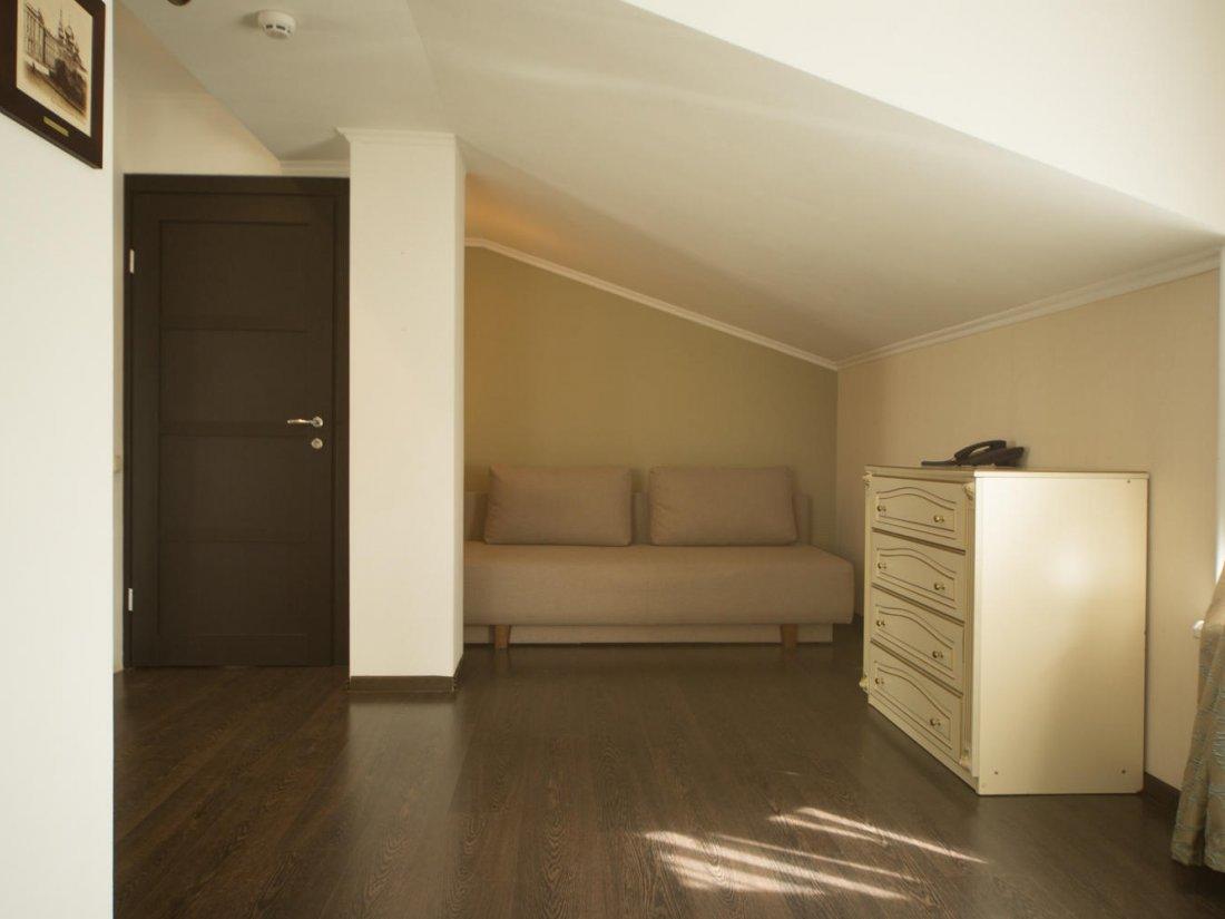 Отель Коляда, Номер COMFORT - фото 5