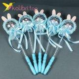 Светящиеся палочки зайцы голубой оптом фото 47