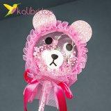 Светящиеся палочка мишка розовый оптом фото 369