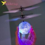 Сенсорный светящийся шар Flying Ball голубой оптом фотография 745