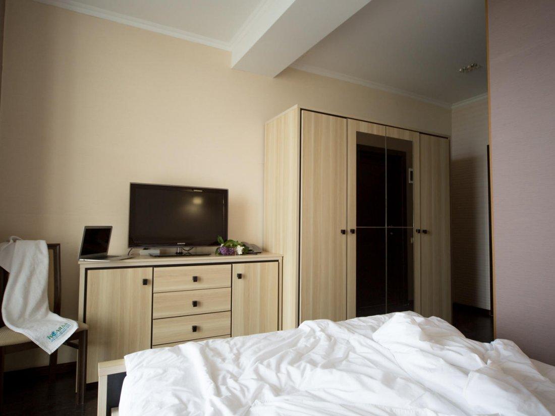 Отель Коляда, Номер Duplex plus с видом на море - фото 8