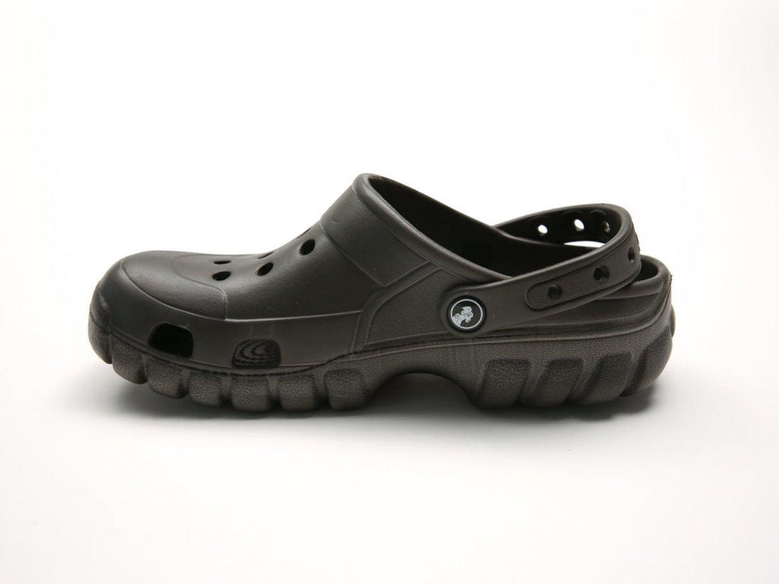 Черные кроксы оптом C26-40, 4rest, женская обувь оптом, фото 1