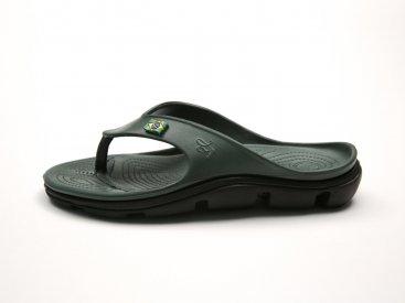 Черные кроксы вьетнамки оптом C31-40, 4rest, женская обувь оптом, фото 1