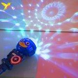 Светящийся микрофон Капитан Америка оптом фотография 2