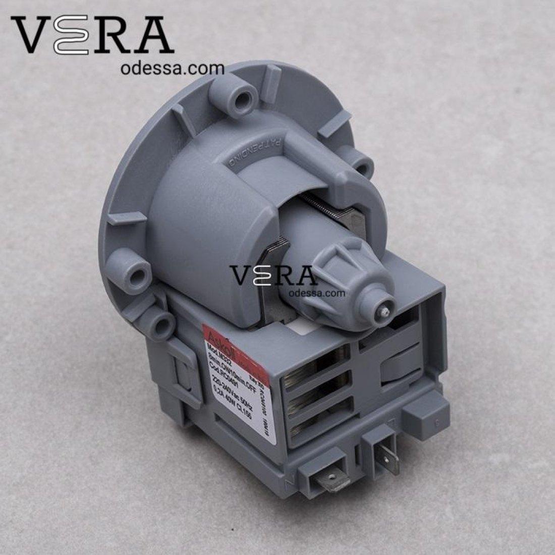 Купити насос - помпа для пральних машин 3 самореза Mod. M332 оптом, фотографія 2