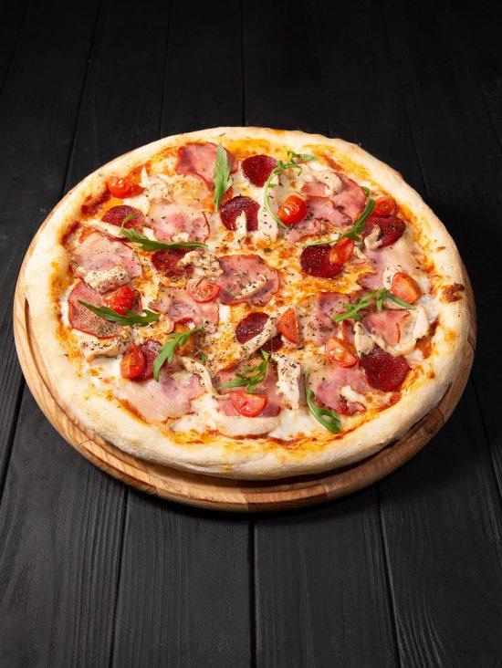 Бесплатная доставка пиццы Совиньон, фото -1
