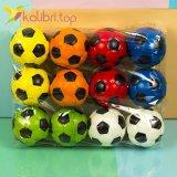 Мячики мягкие, поролоновые Футбол 6,3 см оптом фото 2
