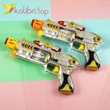 Светящийся, игрушечный пистолет оптом фото 1