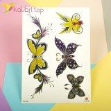 Детские, временные татуировки, тату - звездные бабочки оптом фото 1