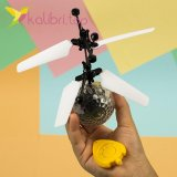 Летающий, светящийся шар Flying Ball прозрачный оптом - фото 1