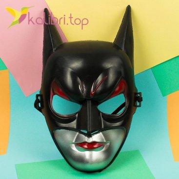 Маска пластиковая Бэтмен оптом фото 1