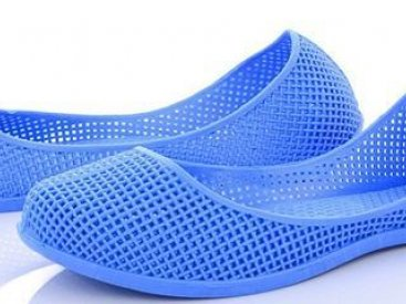 Женские балетки оптом 2619 ПВХ, 4rest, обувь оптом