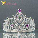 Новогодняя корона сказка оптом фото 447