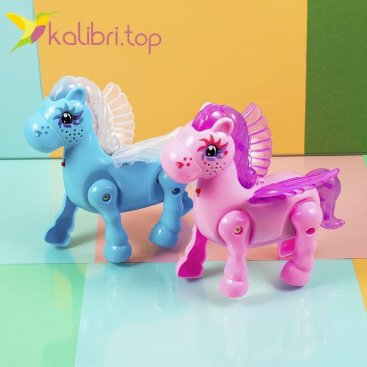 Интерактивные игрушки ходилки Пони оптом фото 1