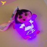 Детский светящийся кулон Дора, оптом - фото 3