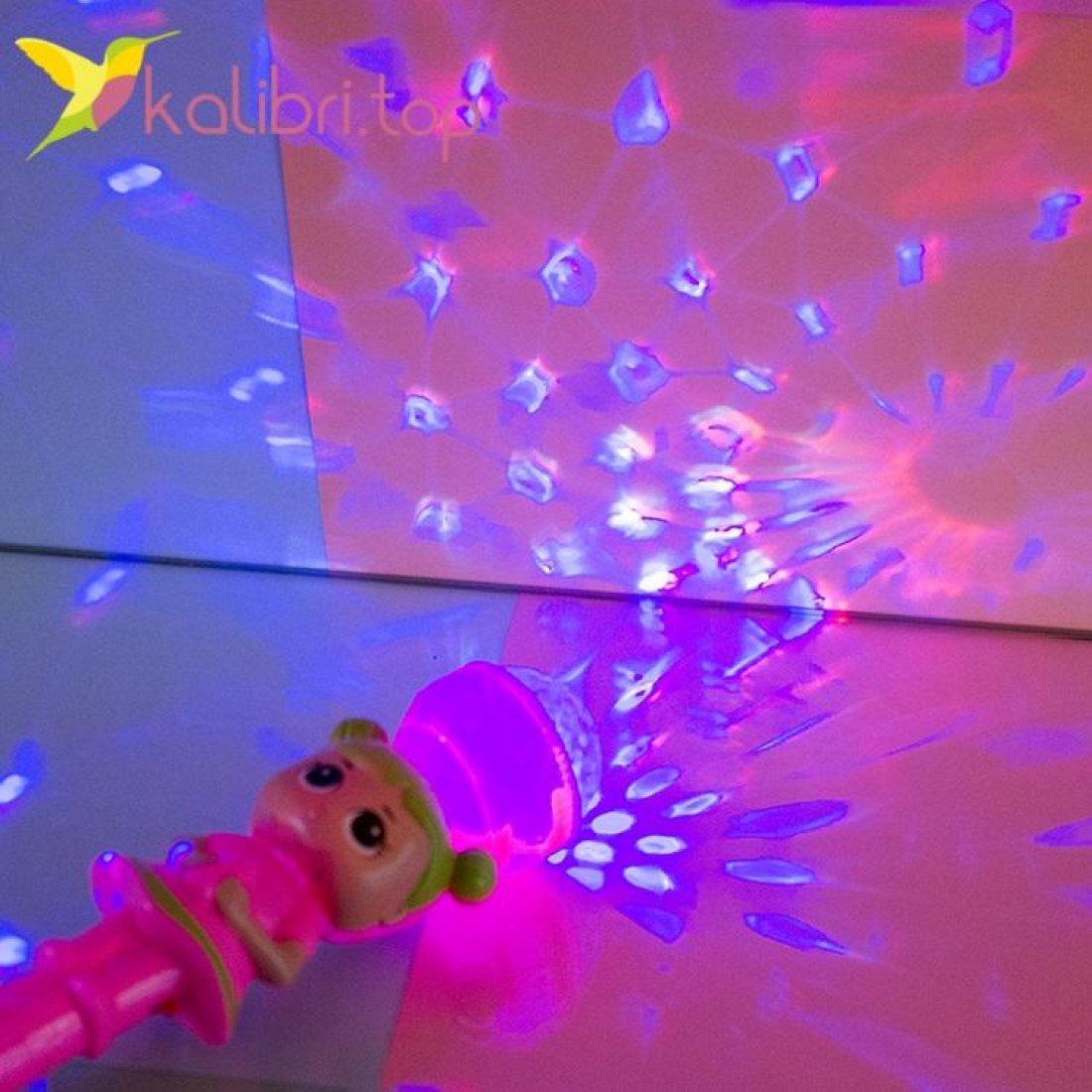 Светящийся микрофон детский оптом фото 4
