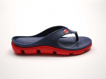 Синие кроксы вьетнамки оптом C30-45, 4rest, мужская обувь оптом, фото 1