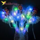 Светящиеся палочки девочки на луне голубые оптом фото 6914