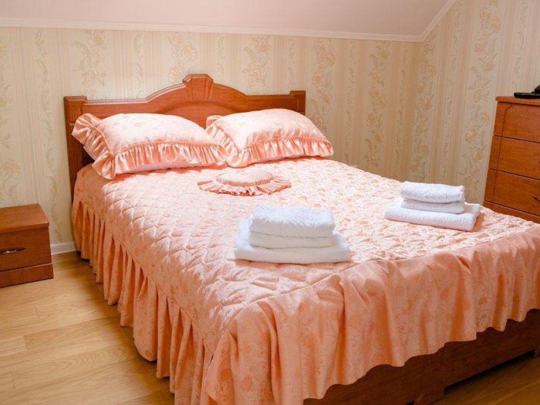 Отель Первая Линия, Номер Семейный люкс - фото 11