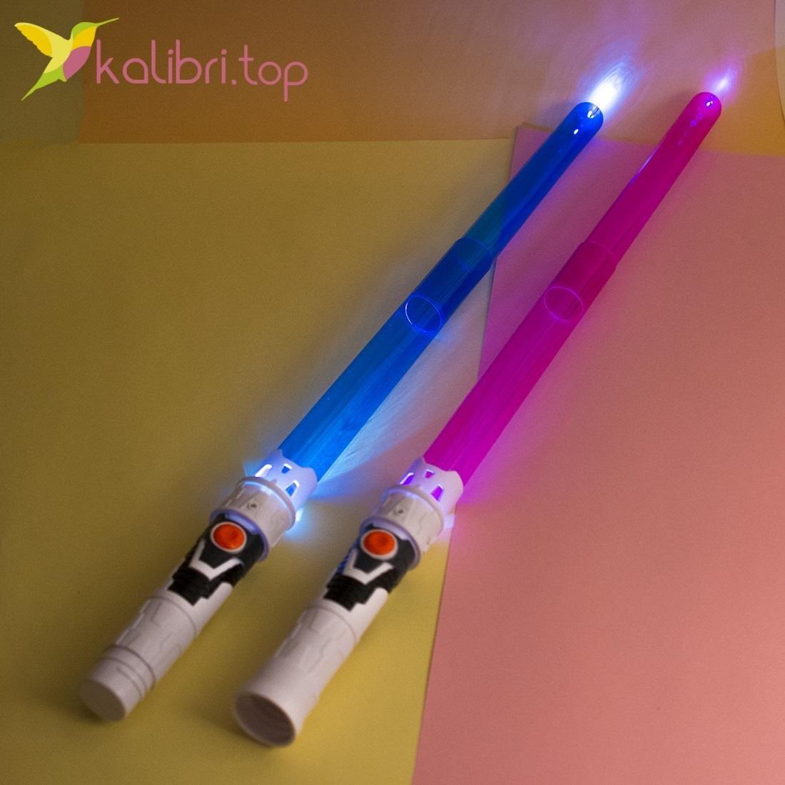 Светящийся двойной меч Star Wars 142 см, оптом - картинка 3
