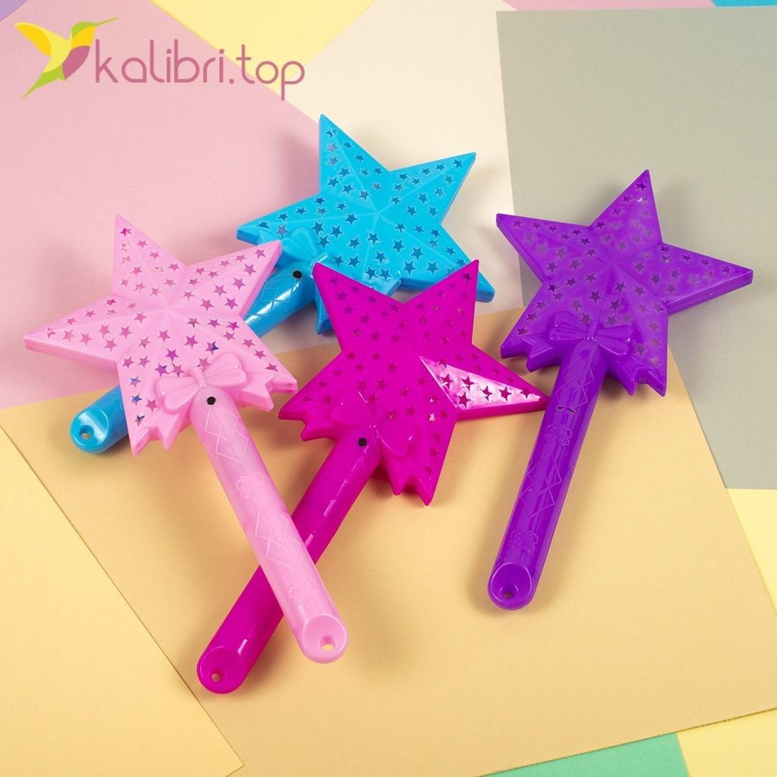 Светящиеся палочки Звезда, оптом - фото 1