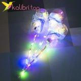 Светодиодная палка LED Розы голубой оптом фото 4