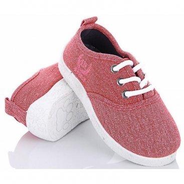 купить розовые детские слипоны 12-31/D