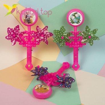 Светящиеся палочка с ветерком Троица розовый, оптом - фото 1